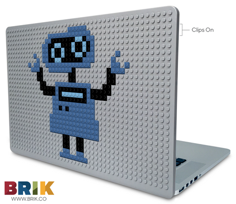 Robot Laptop Case