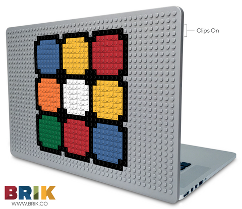 Rubik's Cube Laptop Case