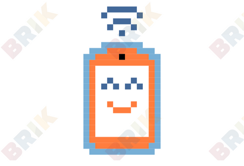 Safer Internet Day Pixel Art