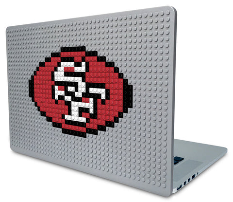 San Francisco 49ers Laptop Case