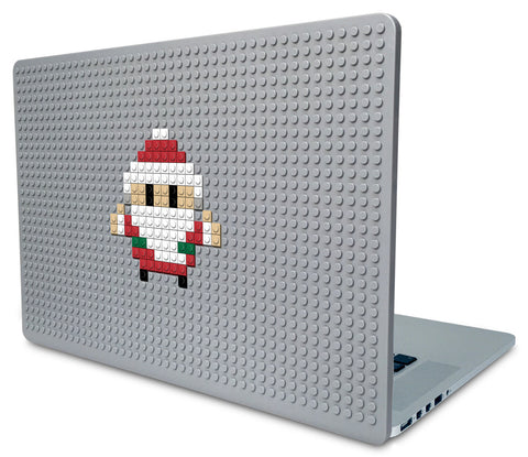 Santa Claus Laptop Case