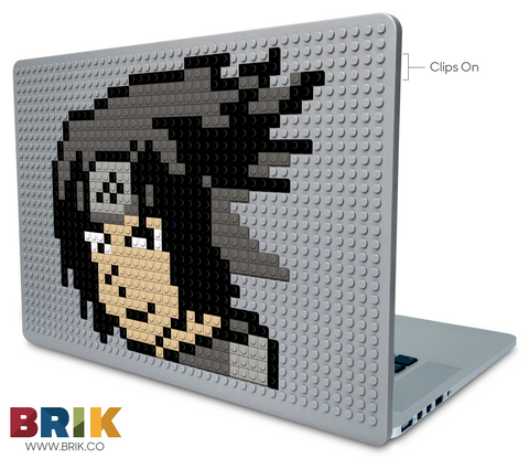 Sasuke Laptop Case