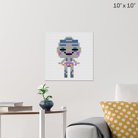 Sister Location Brick Poster