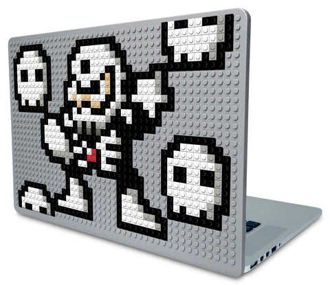 SKull Man Laptop Case