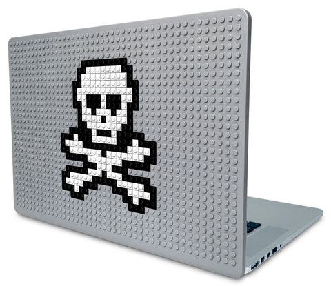 Skull Laptop Case