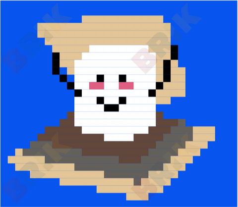 Smores Day Pixel Art