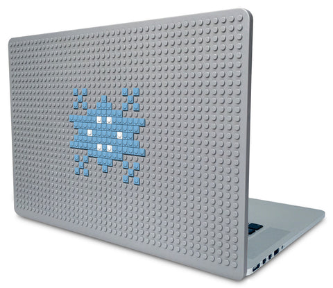 Snow Flake Laptop Case