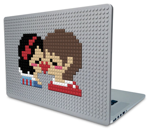 Snow White and the Prince Laptop Case