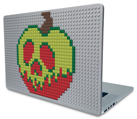 Snow White Poisoned Apple Laptop Case