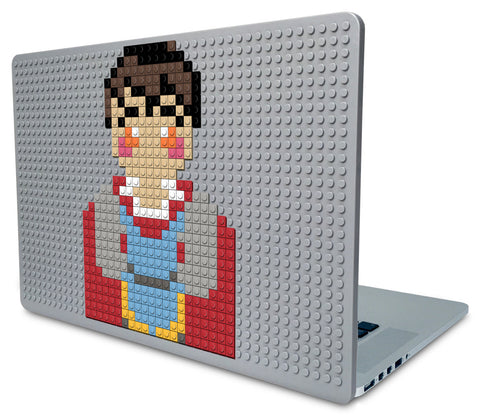 Snow White Prince Laptop Case
