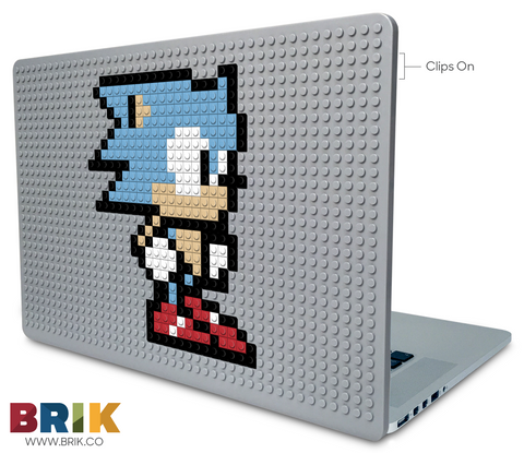 sonic mania sonic hedgehog Laptop Case