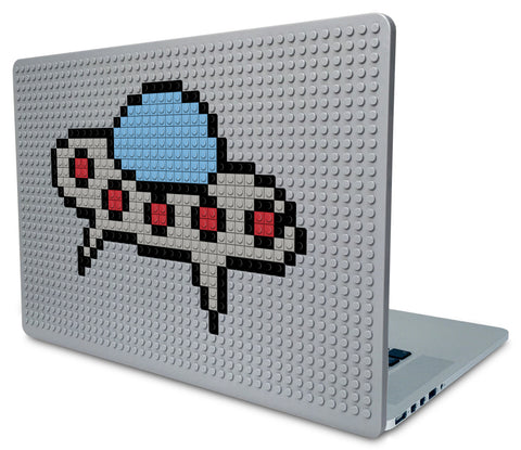 Spaceship Laptop Case