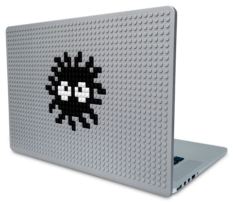 Spirited Away Soot Sprites Laptop Case