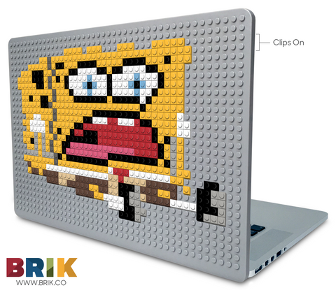 Spongebob Laptop Case