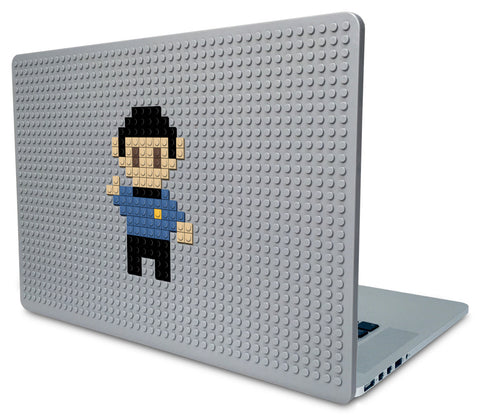 Star Trek Spock Laptop Case