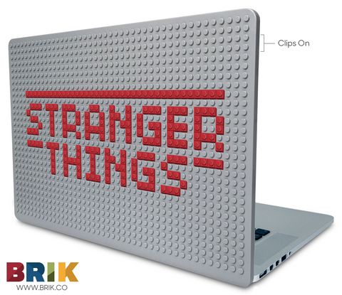 Stranger Things Laptop Case