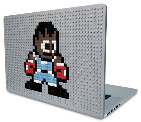 Street Fighter Balrog Laptop Case