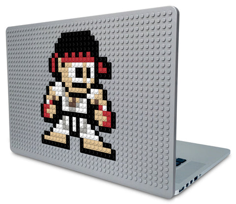 Street Fighter Ryu Laptop Case