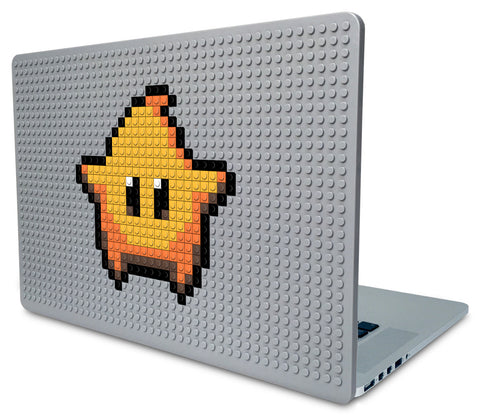 Super Mario Galaxy Luma Star Laptop Case