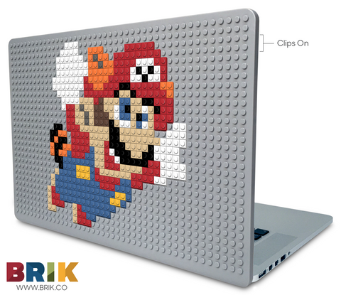 Super Mario Laptop Case