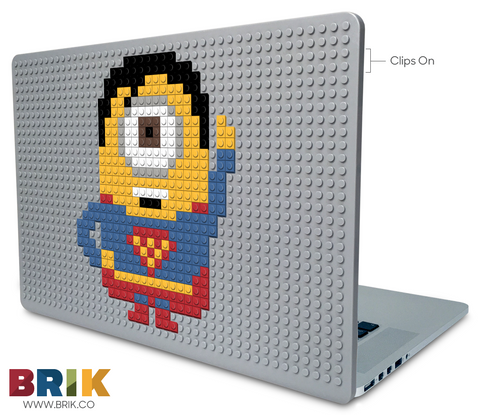 Super Minion Laptop Case