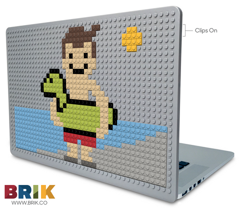 Swimming Laptop Case
