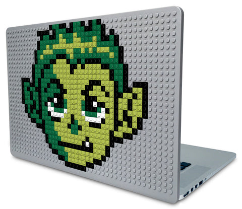 Teen Titans Beast Boy Laptop Case