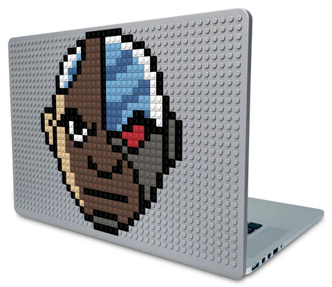 Teen Titans Cyborg Laptop Case