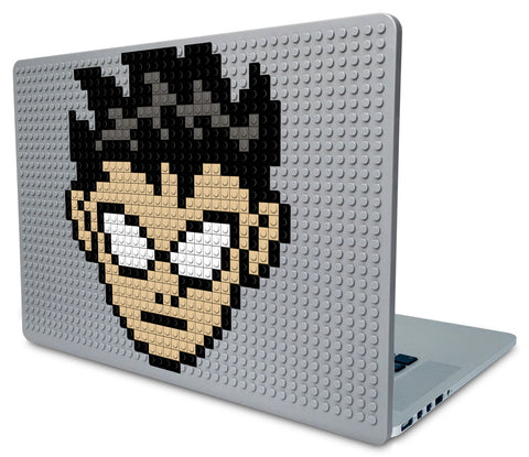 Teen Titans Robin Laptop Case