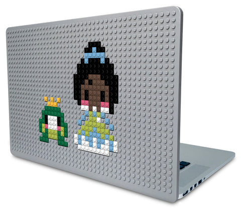 The Princess and the Frog Laptop Case