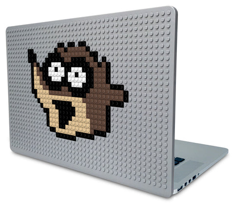 The Regular Show Rigby Laptop Case