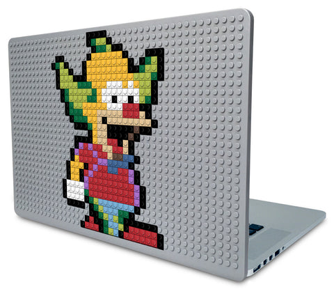 The Simpsons Krusty Laptop Case