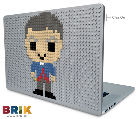 The Twelfth Doctor Laptop Case