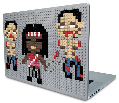 The Walking Dead Michonne Laptop Case
