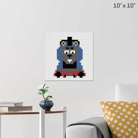 Thomas and Friends Brick Poster