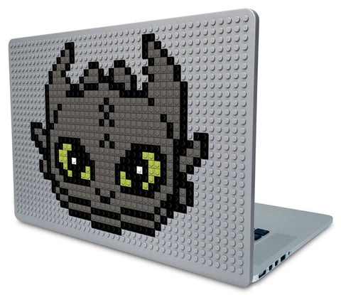Toothless Laptop Case