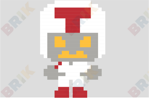 Turbo Pixel Art