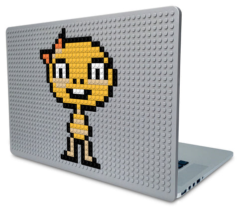 Undertale Monster Kid Laptop Case