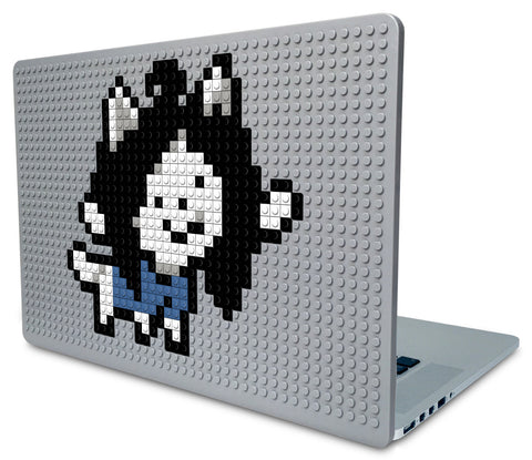 Undertale Temmie Laptop Case