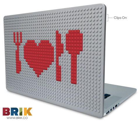 Valentine's Dinner Laptop Case