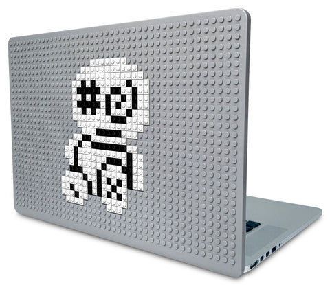Voodoo Doll Laptop Case