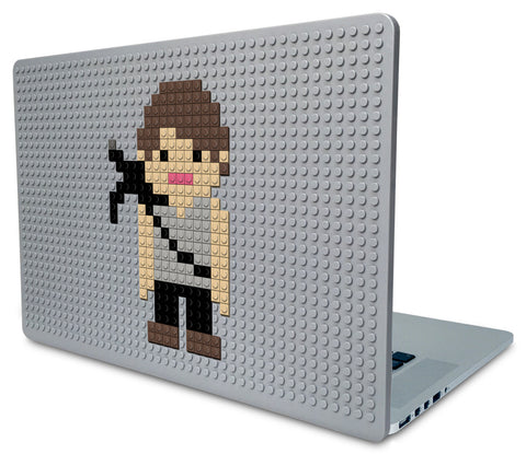 Walking Dead Daryl Laptop Case