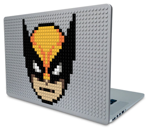 Wolverine Face Laptop Case