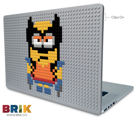 WolverMinion Laptop Case