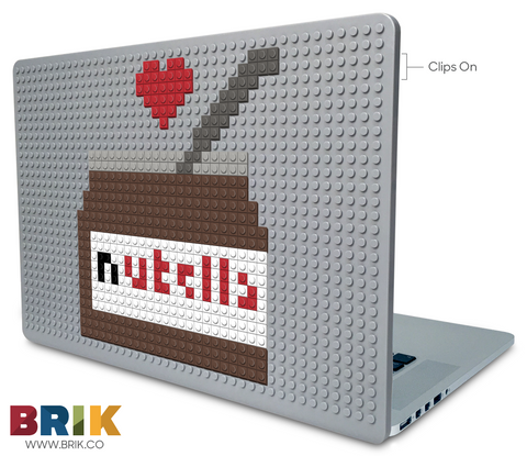 World Nutella Day Laptop Case