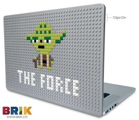 Yoda - The Force Laptop Case
