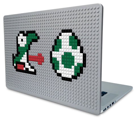 Yoshi and Egg Laptop Case