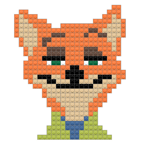 Zootopia Fox Nick Wilde