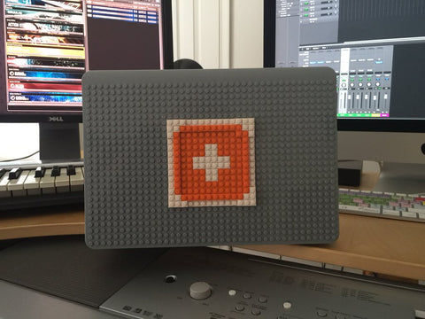 Add This Brik MacBook Case