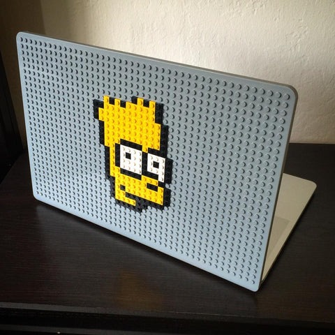 Bart Simpson MacBook Case
